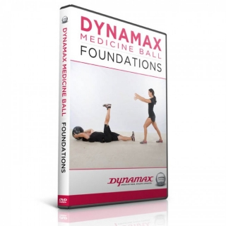 DYNAMAX MEDICINE BALL  Foundations DVD